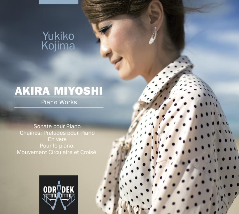 ODRCD306 Yukiko Cover